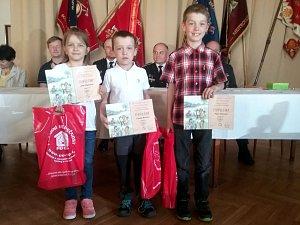 Vyhodnocení soutěže Požární ochrana očima dětí v Nekoři.