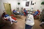 Hasiči pomáhají i darováním krve