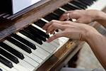 Piano. Ilustrační foto.