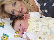 Sofie Thun se narodila Monice a Romanovi z Červené Vody dne 30. 9. v 18.39 hodin a vážila 4450 g. Těší se na ní i sourozenci Nikola, Laura a Filip.