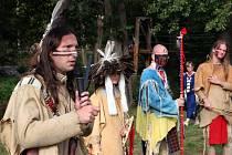 Indiáni v Cakli