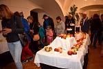 Papriky, jablka i citrony. Zahrádkáři v Letohradě zvou na víkendovou výstavu.
