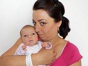 Michaela Stárková se narodila 24. 6. v 10.04 hodin a vážila 3690 g. V Žamberku bude těšit rodiče Petru Mušukovou a Pavla Stárka, i sourozence Abigail, Klárku a Nikolase.