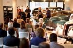 Oslavy kulatého výročí oslavilo muzeum například Koncertem mezi auty.