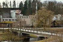 Vonwillerova továrna v Žamberku.
