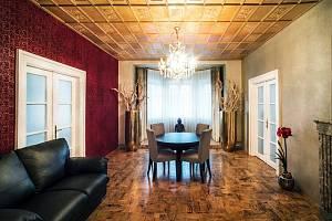 Prostory detašovaného pracoviště Reahabilitačního ústavu v soukromé vile na Praze 4