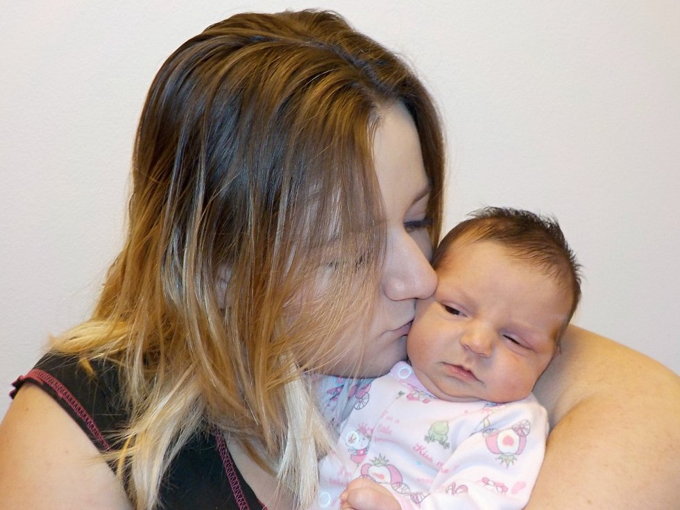 Barbora Formánková je po Tomáškovi druhé dítě Aleny a Tomáše z Dolní Moravy. Narodila se s váhou 3480 g dne 6. 12. v 8.47 hodin.