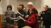V kostele Nanebevzetí Panny Marie v Ústí nad Orlicí se v úterý konal dvanáctý adventní koncert.