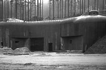 Pěchotní srub 1938.