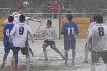 Fotbalové derby Ústí nad Orlicí - Letohrad.