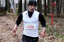 Jan Janů, vítěz závodu z loňského roku a držitel rekordu.