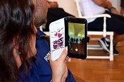 Obřadní síň letohradského zámku v sobotu kromě svateb hostila i milé setkání úspěšných sportovců z Letohradu se starostou města Petrem Fialou. Ten se je rozhodl pozvat netradičně v půli prázdnin, aby ocenil jejich úspěchy dosažené v loňské sezoně. Sešlo s
