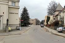 Připravte se na dopravní omezení v Husově ulici