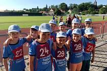 Školáci z Tisové byli na Školympiádě úspěšní.