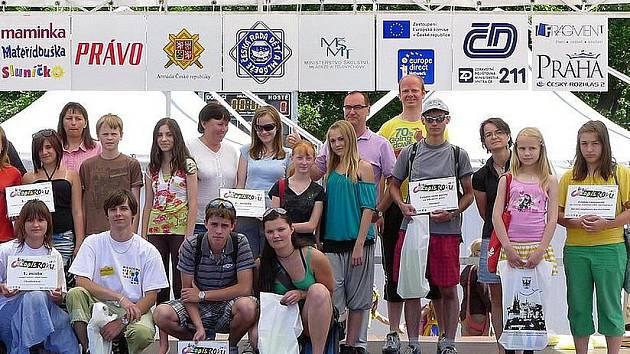 Gymnazisté z Ústí nad Orlicí uspěli se svým časopisem.