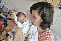 Eliška Novotná je po Nikolce druhou dcerou Dagmar Chrudimské a Jiřího Novotného ze Žamberku. Holčička se narodila 22. července ve 14.58, kdy vážila 3,78 kg.