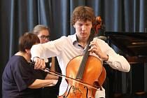 Vítězem Heranovy violoncellové soutěže je You Wu z Maďarska