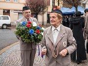 100 let republiky v České Třebové.