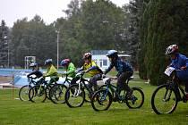 Finále cyklistického seriálu Hledá se vítěz.