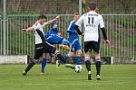 Fotbalová Fortuna Divize C: Jiskra Ústí nad Orlicí - FK Letohrad.