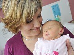 Ema Šoková bude doma v Prostřední Lipce s rodiči Petrou Kotulovou a Emilem Šokem. 1. února v 17.06 hodin je potěšila hmotností 3,02 kg.