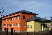 Rekonstruovaná Mateřská škola v Klášterci nad Orlicí.