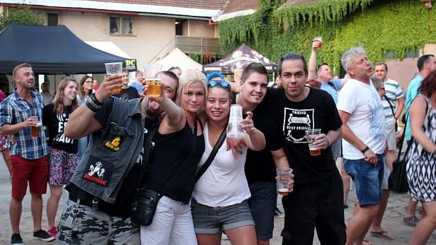 Festival NaFest v Chocni