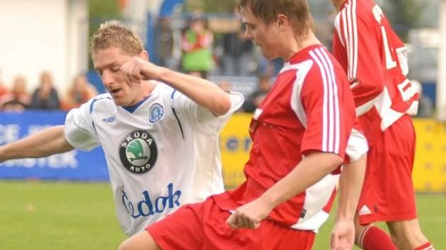 """Zatímco letohradské """"áčko"""" remizovalo v divizi s Týništěm, posílené B mužstvo vyhrálo ve Stolanech."""