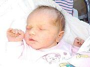 Barbora Sedláčková je prvorozená holčička Jany a Jiřího z Litomyšle. Když se narodila 28. 2. v 22.51 hodin, tak vážila 3400 g.