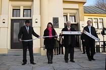 Rekonstruovaný sál Divišova divadla byl slavnostně otevřen v Žamberku.