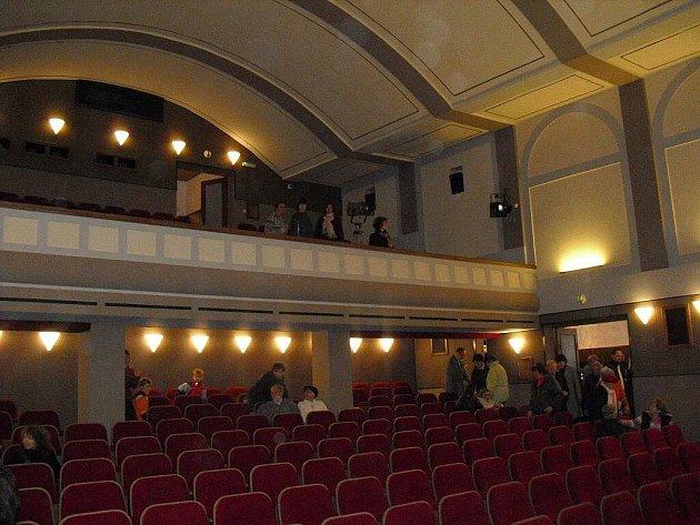 Divišovo divadlo. Ilustrační foto.