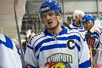 GÓL v posledním utkání sezony nedal, ale čtyřmi asistencemi pomohl kapitán Kohoutů Petr Vlček k vítězství týmu a k zisku třetího místa.
