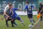 Letohrad ztratil v posledním utkání podzimu  na podmáčeném terénu v Ústí nad Orlicí dva body.