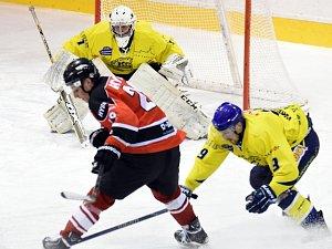 Hokej Choceň - Chrudim