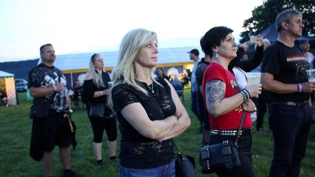 Rockový festival nabídl Imortelu, Hlahol i Vigo