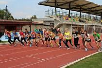 Atletické závody.