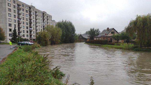 Středeční situace vÚstí nad Orlicí