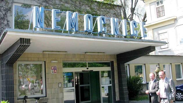 Vysokomýtská nemocnice.