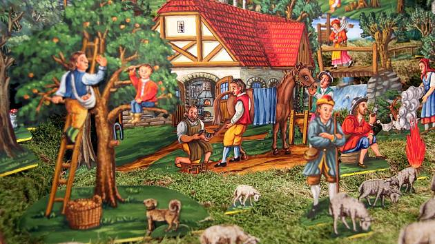 Hned dvě výstavy odstartovaly ve čtvrtek 13. prosince v Ústí nad Orlicí.