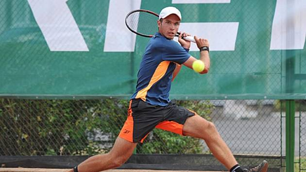Mezinárodní tenisový turnaj Rieter Open v Ústí nad Orlicí.