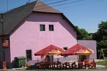 Restaurace Zhoř.
