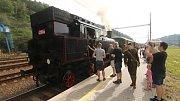 Na Králicko zase jezdí parní vlaky