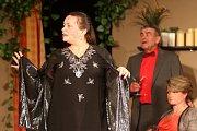 Orlická maska - krajská postupová přehlídka amatérského činoherního a hudebního divadla pro dospělé v Ústí nad Orlicí.
