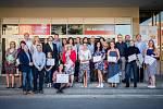 Devátý ročník dobročinného projektu Burza filantropie začal své podzimní putování po Pardubickém kraji ve středu 9. září v Ústí nad Orlicí.