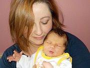 Adéla Bednářová je prvorozená holčička Moniky a Karla z Tatenice. Světlo světa poprvé spatřila dne 16. 12. v 13.33 hodin a při narození vážila 3460 g.