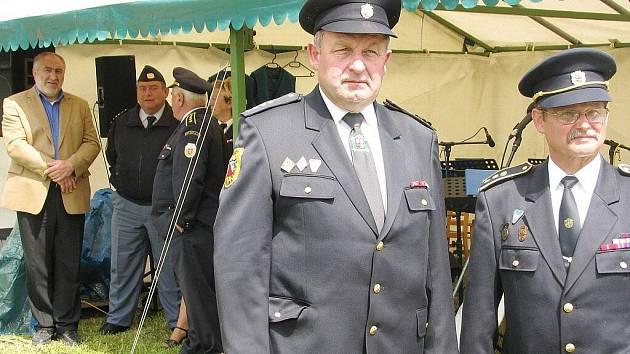 Dobrovolní hasiči v Bučině oslavili významné jubileum.