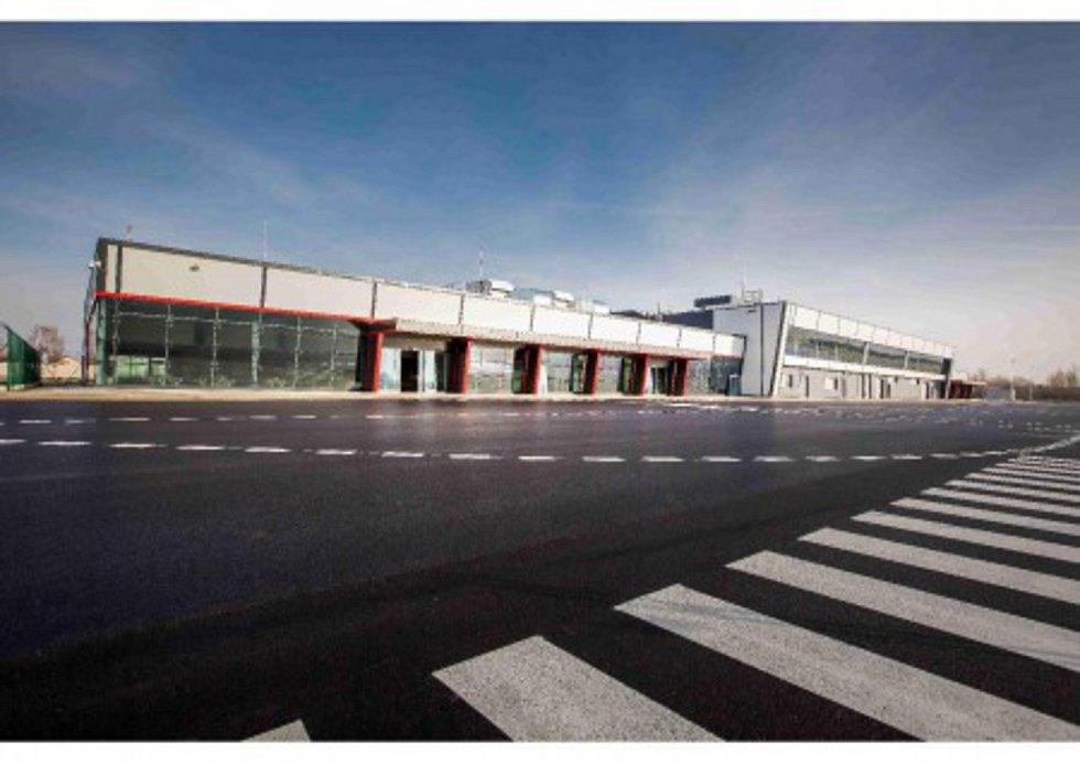 Přemístění odbavení cestujících do nového terminálu Jana Kašpara – II , Pardubice