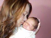 Eliška Gottwaldová je po Terezce další holčička Ireny a Martina z Litomyšle. Světlo světa spatřila 26. 10. v 10.28 hodin a při narození vážila 3325 g.