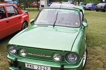Škoda 110 R Coupé.