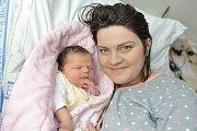 Kateřina Katzerová, tak pojmenovali dceru Jaroslava a Jiří z Jablonného nad Orlicí. Holčička se narodila 21. listopadu v 6.36 hodin, vážila 3,960 kg a doma na ni čeká sestřička Anička.